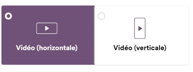 La publicité Spotify permet plusieurs formats d'annonces pertinents